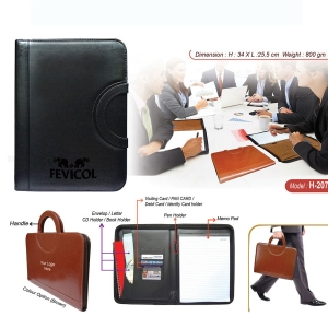 Customized Conference Folder (HP-9207)