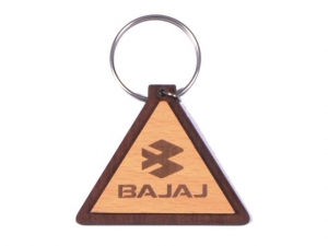 Customized Wooden Keychain- 922