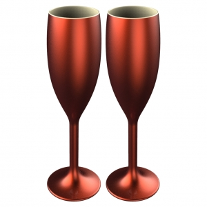 Champagne Glass- 902 (Unbreakable)- Set of 2