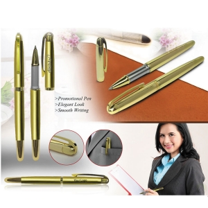 Customized Metal Roller Pen- 92179